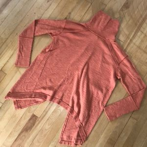 Free People/We The Free Open Back Pullover